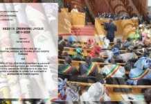 Revue de presse du 3 avril 2020 Covid-19 Les journaux commentent l'adoption de la loi d'habilitation