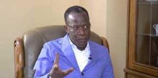 Section Synpics / Yakham Mbaye, directeur général du Soleil