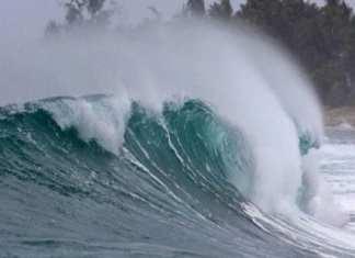 Avis de houle dangereuse sur les côtes, lundi Kafunel.com