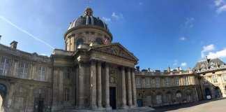 L'Académie française. RFI/Pierre René-Worms