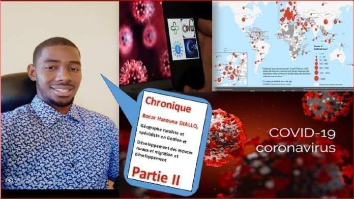 stratégies post-covid-19 / Bocar Harouna DIALLO, Géographe ruraliste et spécialiste en Gestion-Capture+