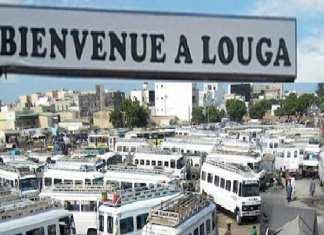 Gréve de 48H Les transporteurs de Louga en ordre de bataille