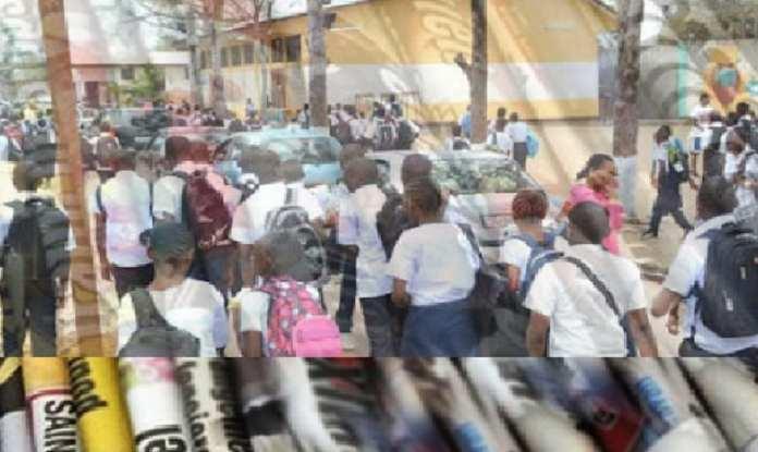 Revue de presse du 24 juin 2020 La reprise des cours et d'autres sujets à la Une