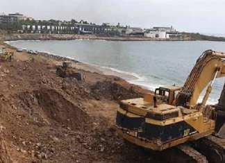 Un point de presse sur le bradage des terres du littoral, samedi