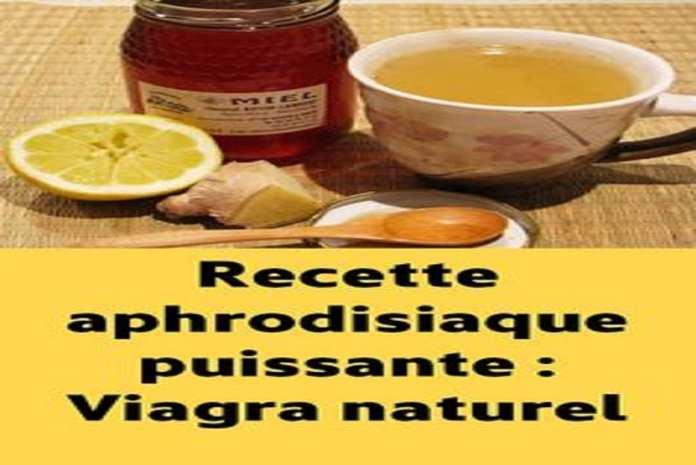 recette aphrodisiaque puissante+