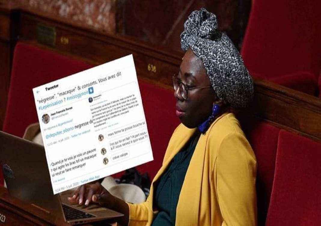 Danièle Obono cible d'attaques racistes après avoir qualifié Jean Castex d'homme blanc