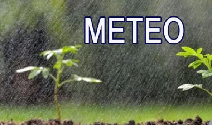 Des manifestations pluvio-orageuses prévues sur l'Est et le Sud