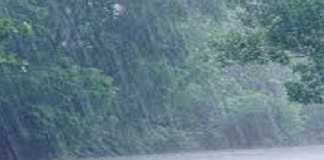Des orages et pluies sur l'Est