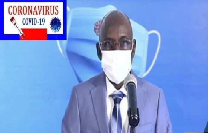 Le Ministère de la Santé annonce 45 nouveaux cas de Coronavirus