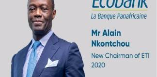 Le camerounais Alain Nkontchou, nouveau PCA du Groupe Ecobank