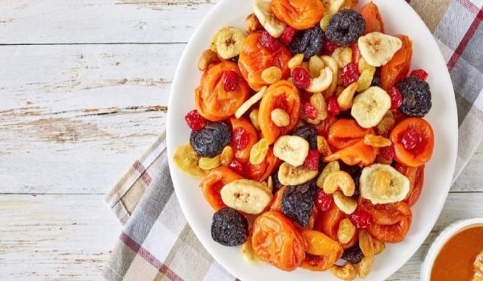 Manger des fruits secs contre la fatigue 4-12