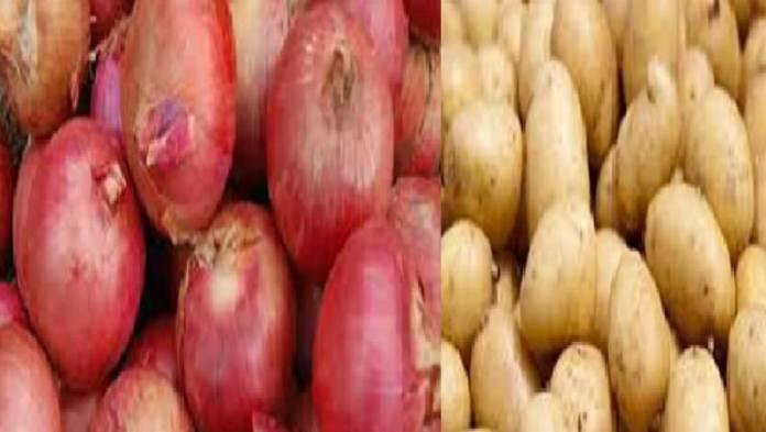 Oignon et pomme de terre Un bon approvisionnement à Matam