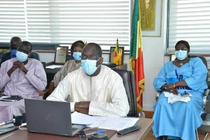 Réunion des ministres de la santé, l'UEMOA a décidé d'appuyer les pays membres pour une valeur de 10 milliards de FCFA.