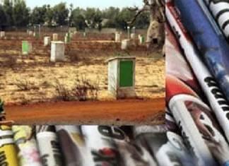 Revue de presse du 10 juillet 2020 L'affaire des terres de Ndingler à la Une