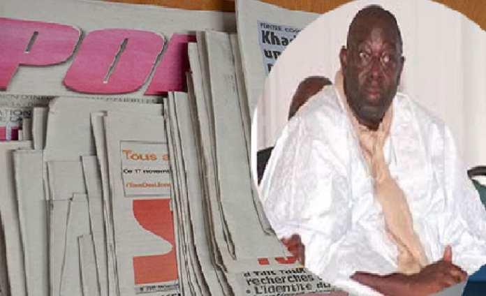 Revue de presse du 29 juillet 2020 Le souvenir de Babacar Touré vivace parmi plusieurs sujets