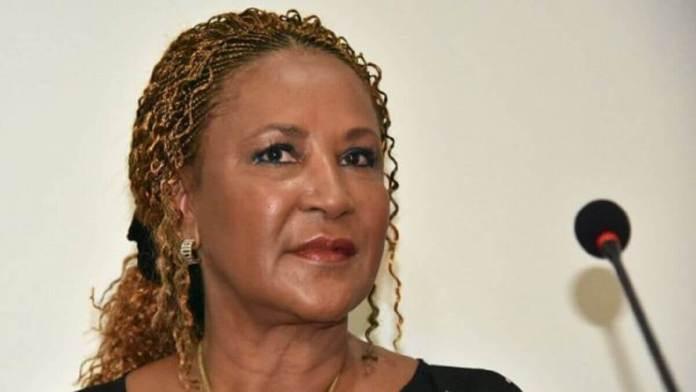 Danièle Boni Claverie, fondatrice de l'URD