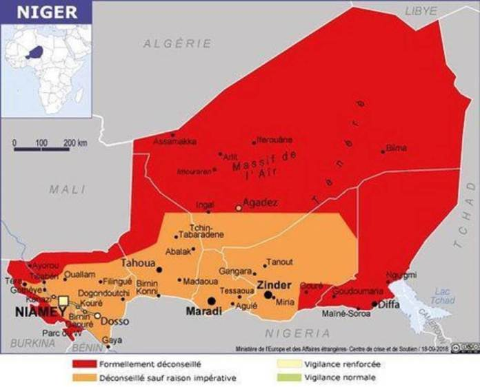 Niger-France-Diplomatie