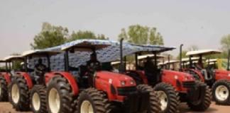 Thiès a reçu son quota de matériel agricole motorisé subventionné