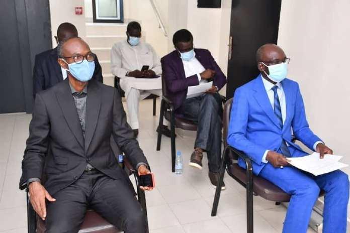 Ministère de la Santé et de l'Action sociale2