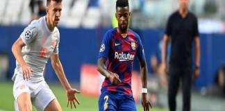 Nelson Semedo se prépare à quitter le FC Barcelone