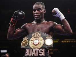 Boxe WBA le Ghanéen Joshua Buatsi reste invaincu en pros