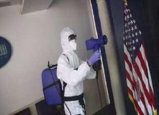 Covid-19 La Maison Blanche minée par les contaminations
