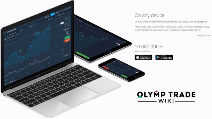 Olymp-trade-mobile-apps