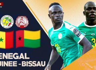🔴Suivez en direct le match Sénégal Vs Guinée Bissau (01-00)