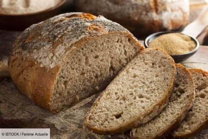 8 recettes de pains minceur 3