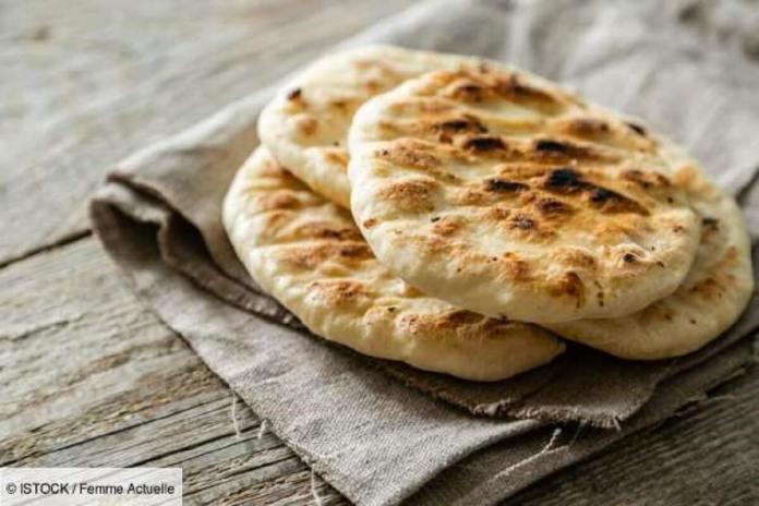 8 recettes de pains minceur 6