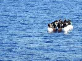 Arrestation d'un père dont le fils est mort dans une embarcation de migrants