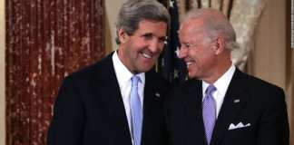John Kerry Monsieur climat de Joe Biden