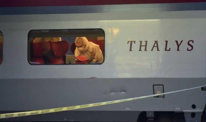 Ouverture du procès sur l'attentat du Thalys
