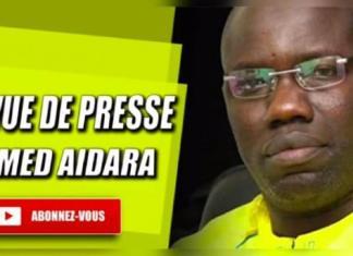 Revue de presse Ahmed Aidara