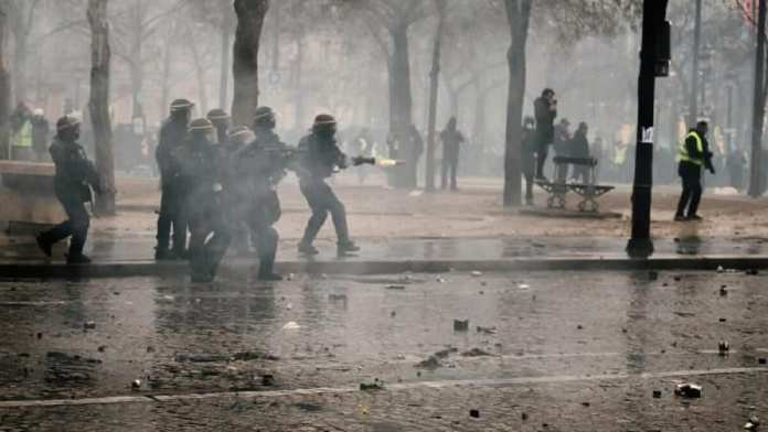 Sécurité globale vers l'impunité des policiers