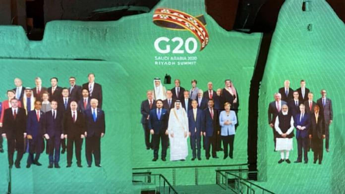Sommet virtuel du G20 à Riyad des promesses virtuelles