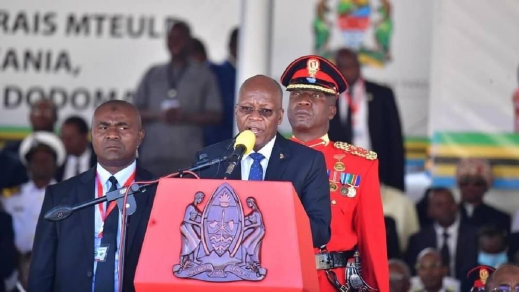 Tanzanie John Magufuli, le président «bulldozer» entame son second mandat
