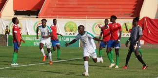 UFOA A U20 le Sénégal en demi-finale avec la manière