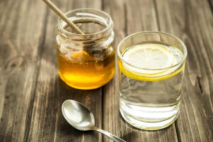 Votre miel se dissout dans l'eau