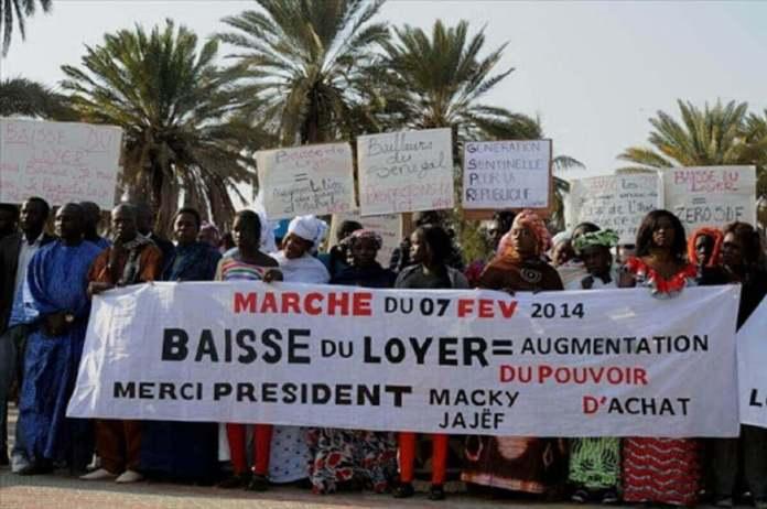 les Sénégalais ont peur du 5, pour cause, les coûts vertigineux des loyers