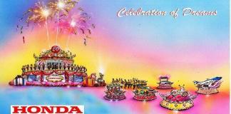 Assistez à la célébration du Nouvel An de la Rose Parade présentée par Honda+