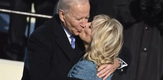 DIRECT Joe Biden investi président des images fortes et un discours consensuel