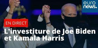 Suivez l'investiture de Joe Biden, 46e président des Etats-Unis- Kafunel.com - en direct