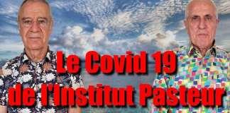 le covid-19 de l'institut pasteur