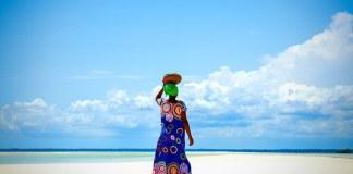 `` C'est comme Zanzibar il y a 40 ans '' - l'île vide de l'océan Indien dont vous n'avez probablement pas entendu parler