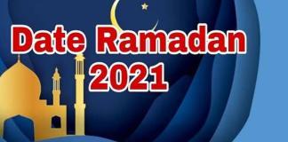 Ramadan 2021 quelle date cette année