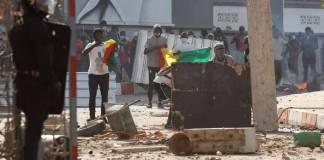 Le Sénégal est secoué par des manifestations depuis l'arrestation, mercredi, d'Ousmane Sonko, arrivé troisième de la présidentielle de 2019 et pressenti comme l'un des principaux candidats à celle de 2024