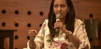 Cap-Vert portrait de la candidate Janira Hopffer Almada