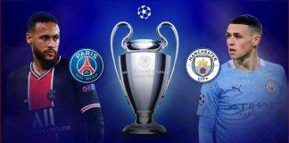 Paris accueille Manchester City en demi-finale aller Capture