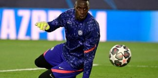 Mendy, premier gardien sénégalais en finale de la